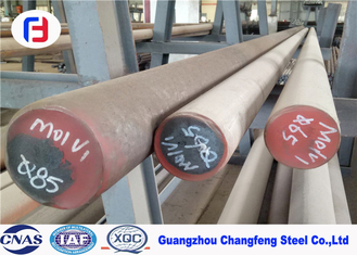 High Compressive Strength 1.2379 Tool Steel , Pre Hardened Tool Steel Bar 14 - 80mm Dia