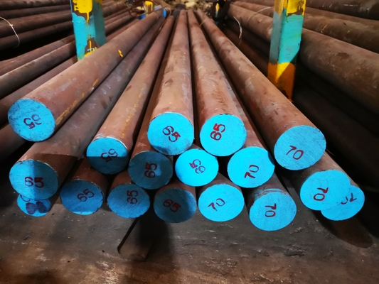 China Hot Rolled Round Steel of High Speed Steel/SKH2/1.3355/T1 for cutting tools distribuidor